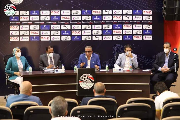 مصدر ليلا كورة: فيفا علق اجتماعاته مع اتحاد الكرة لحين إرسال خارطة الطريق
