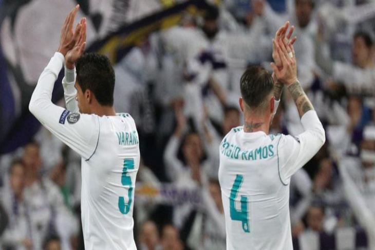 تقرير.. راموس وفاران.. انتفاضة ريال مدريد تبدأ من قلب الدفاع