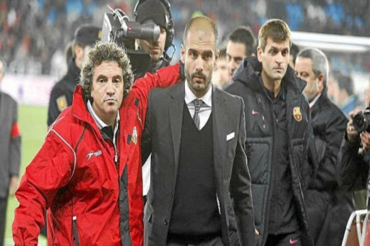 رسميا.. جوارديولا يستعين بمدربه السابق ليكون مساعده في مانشستر سيتي
