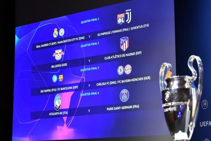 الطريق إلى لشبونة.. الكشف عن مواعيد مباريات دوري أبطال أوروبا