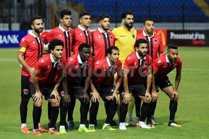 ماذا لو كانت في مباراة رسمية؟.. ضربة جزاء وهمية تغير نتيجة لقاء إنبي ونادي مصر