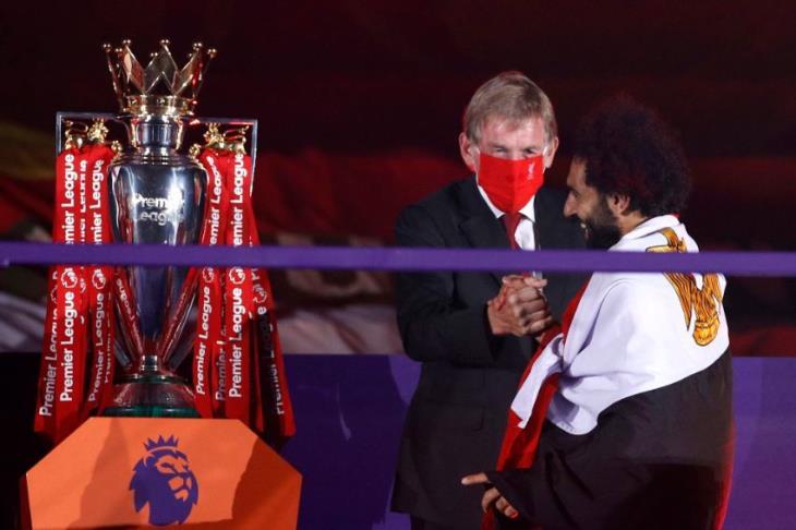 """""""موسم للتاريخ"""".. ليفربول ينشر أبرز لقطات صلاح """"أهداف ولحظات استثنائية"""""""