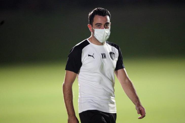تشافي: لا أعتقد أن الوقت قد حان للعودة إلى برشلونة.. والنادي بحاجة لميسي