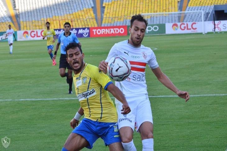 طنطا يتعادل مع نادي مصر في أول ظهور لرضا عبدالعال بالممتاز