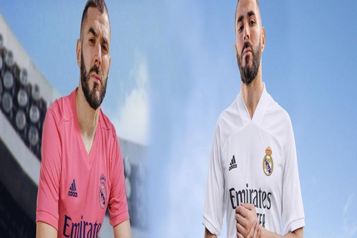"""ريال مدريد يكشف قميصه الجديد.. ويرتدي """"الوردي"""" أمام مانشستر سيتي"""
