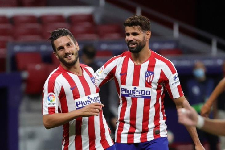 سيلتا فيجو يُجبر أتلتيكو مدريد على التعادل في الدوري الإسباني