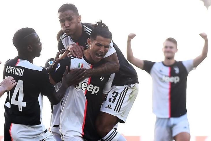 يوفنتوس يبتعد بصدارة الدوري عن لاتسيو بفوز كاسح في ديربي تورينو