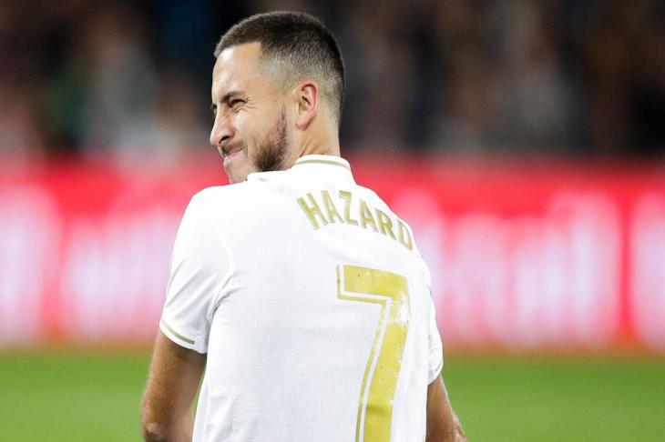ريال مدريد يعلن حجم إصابة هازارد