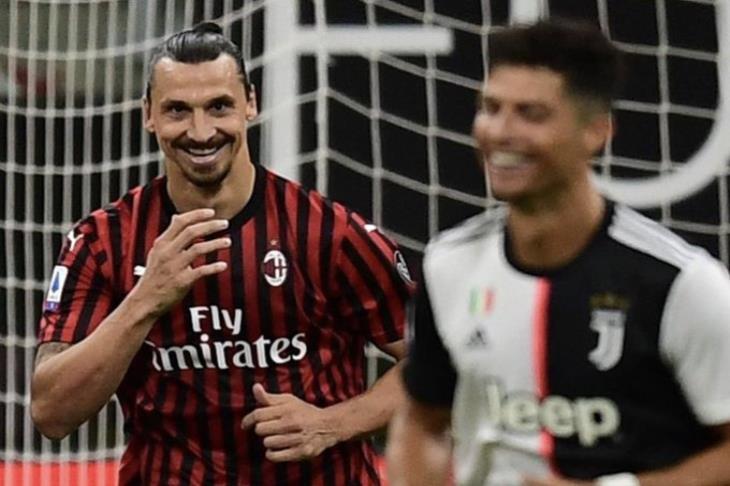 """""""جنون ميلان"""".. كيف علقت صحف إيطاليا على هزيمة يوفنتوس بالأربعة؟"""