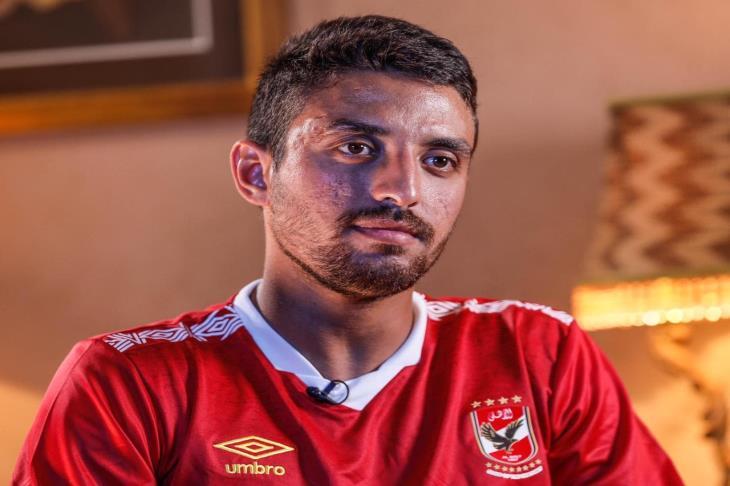المقاولون: طاهر محمد في رعاياتنا طبياً حتى الانتقال للأهلي