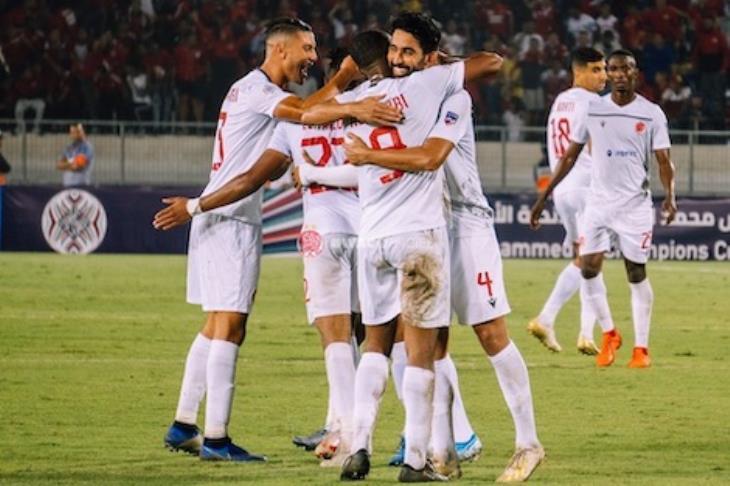منافس الأهلي.. الوداد يرتقي لصدارة الدوري المغربي بفوز مثير