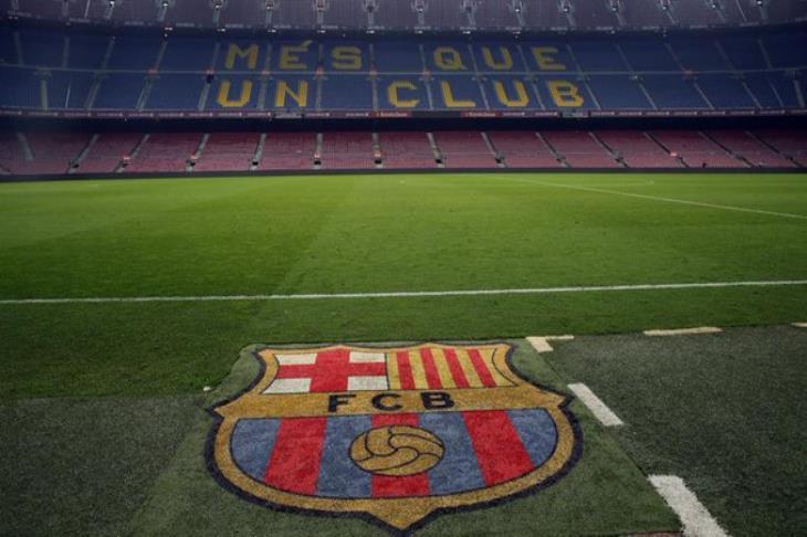 برشلونة يعلن اكتشاف حالة كورونا بين صفوف الفريق