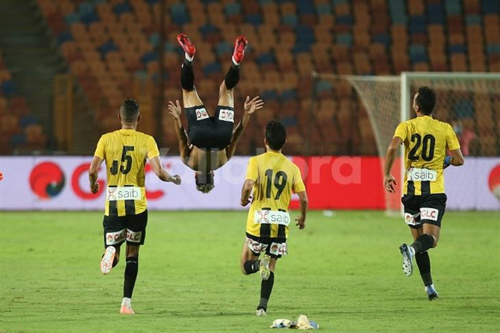فيديو.. المقاولون يكتسح نادي مصر بسداسية ويحقق النتيجة الأكبر هذا الموسم