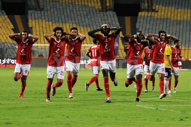 تشكيل الأهلي.. فتحي وهاني معًا وكهربا أساسيًا أمام نادي مصر