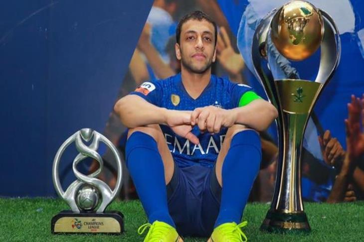بعد اعتزاله.. الهلال يُعيد الشلهوب للملاعب لمواجهة أزمة إصابات كورونا