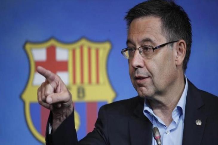 رئيس برشلونة يتحدث عن.. سحب الثقة.. بقاء ميسي.. ومصير سواريز وبويج