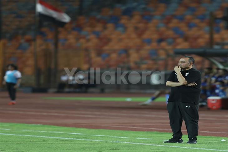 """طارق يحيى: وجود لاعبي الأهلي بالجونة صعب المباراة.. والأهداف التي تلقيناها """"تهريج"""""""