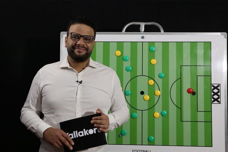"""تريند يلا كورة.. كريم سعيد يُحلل.. """"لطم"""" رضا عبد العال يُلخص مستوى مباراة الزمالك وطنطا"""
