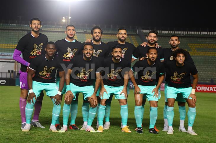 حمدي حكمًا لمواجهة طنطا أمام الأهلي في الدوري