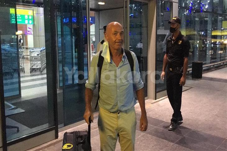 باتشيكو يصل القاهرة لتولي تدريب الزمالك