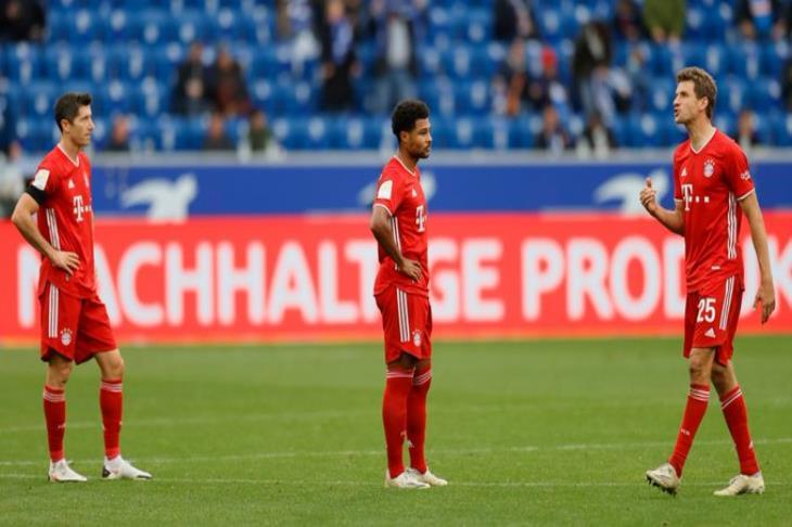 الخسارة الأولى منذ 32 مباراة.. هوفنهايم يُذيق فليك هزيمة مذلة