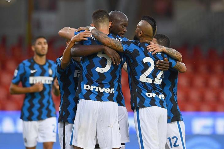 فيديو.. إنتر ميلان يقسو على بينفينتو في الدوري الإيطالي