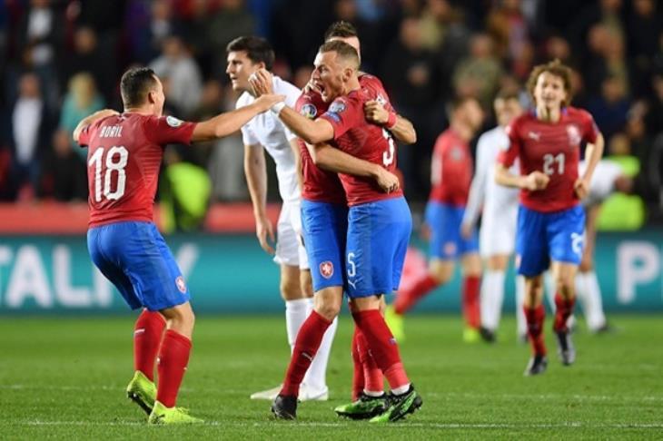 بداية قوية للمنتخبين التشيكي والنمساوي في دوري أمم أوروبا
