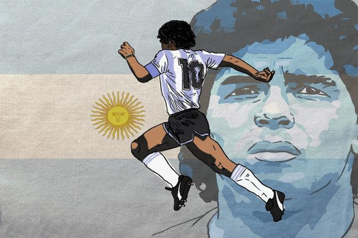 02e577f12 58 سنة مارادونا.. الفتى الذهبي الذي غير تاريخ كرة القدم | يلاكورة