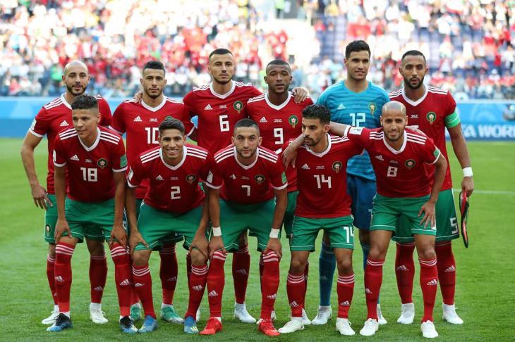 المغرب وجزر القمر بث مباشر