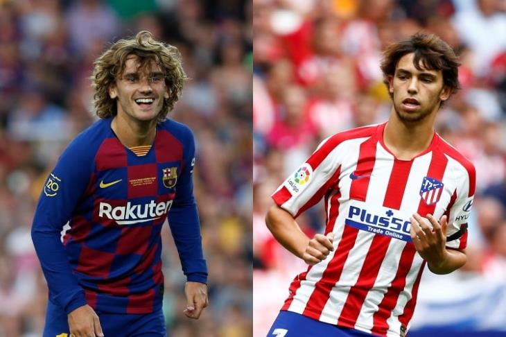 Simeone: Lucas' departure has hurt us the most. I refuse to compare Felix to Griezmann