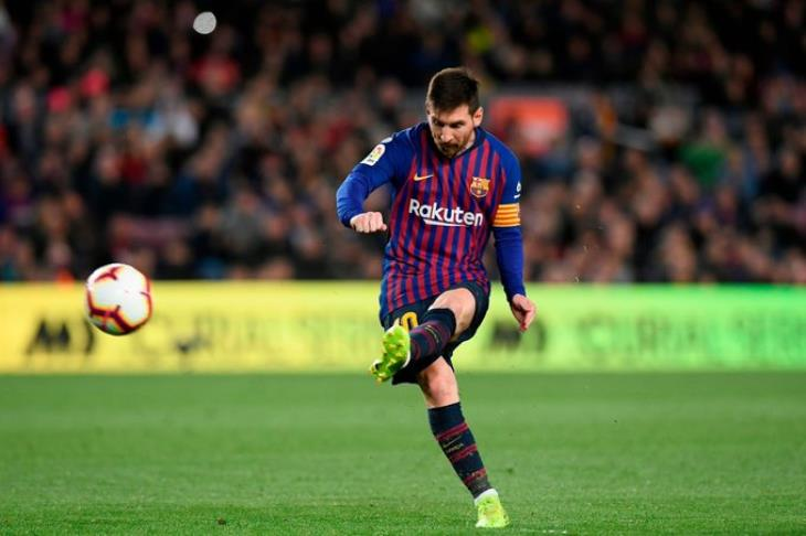Real Sociedad coach: Messi is not suitable for my team