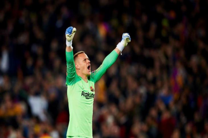 Barcelona wants to renew Ter Stegen contract