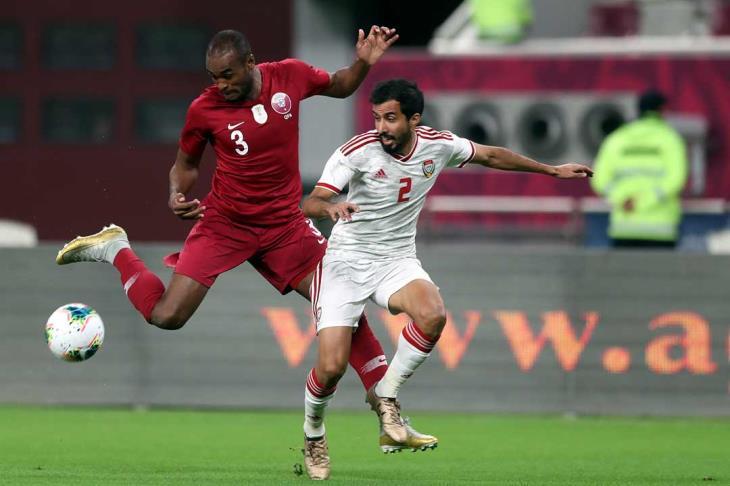 رباعية جديدة.. قطر تزيح الإمارات من كأس الخليج | يلاكورة