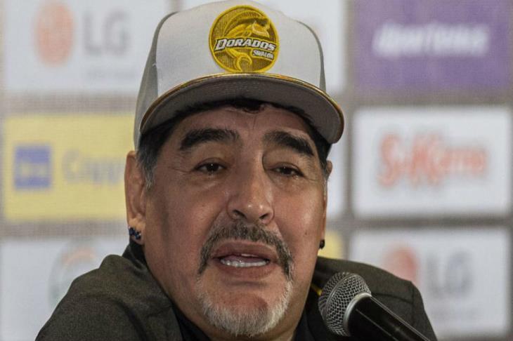 d41447a6b الاتحاد المكسيكي يعاقب مارادونا بالغرامة بعد دعمه لرئيس فنزويلا ...