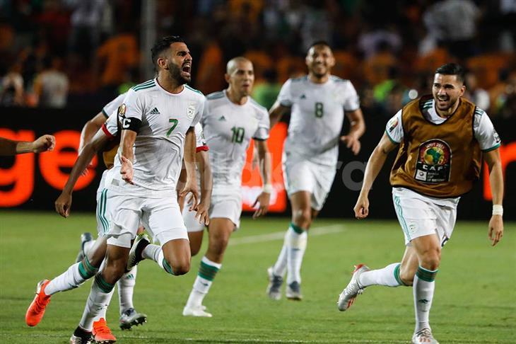 الجزائر محرز
