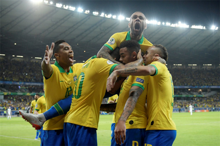 Brazil play a full-fledged team in preparation for Senegal and Nigeria - See the football