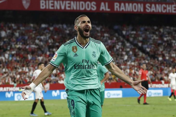 190 thousand pounds a week .. Reports: Real Madrid seeks to raise the salary of Benzema