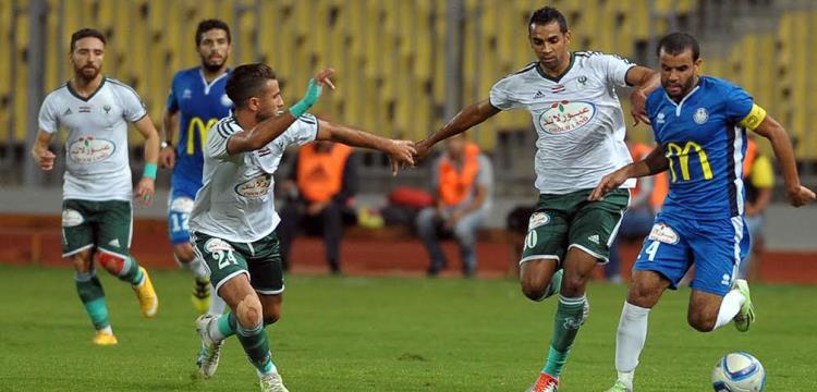 لاعبو المصري يقررون عدم الاحتفال بأي هدف أمام الجيش
