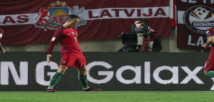 كريستيانو رونالدو: سنواصل القتال من أجل التأهل للمونديال