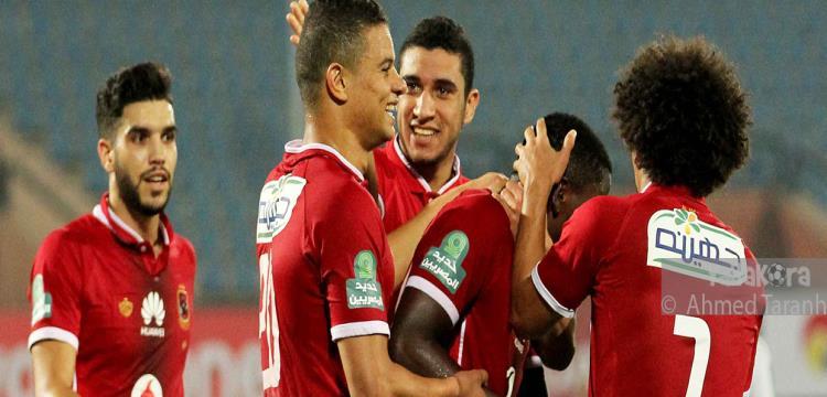 الأهلي يحقق فوزه الأول في الدوري على الاتحاد بثنائية  - ياللاكورة
