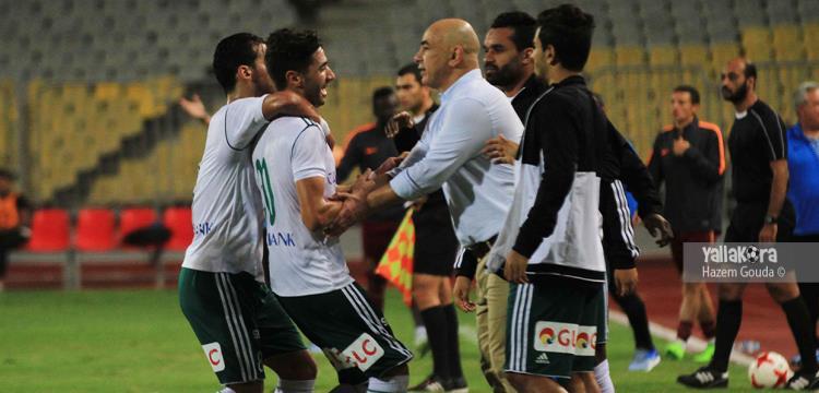 المصري ينتزع قمة الدوري بفوز قاتل على المقاصة - ياللاكورة