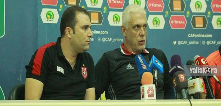 مدرب النجم: سنهزم الأهلي مجدداً كما فعلناها في تونس - ياللاكورة