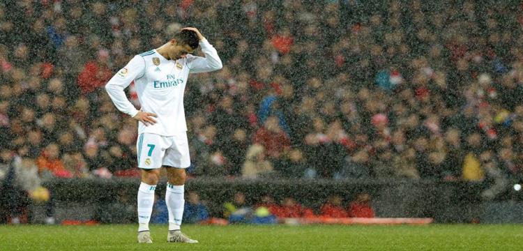 ريال مدريد يرفض استغلال سقوط برشلونة ويتعادل - ياللاكورة