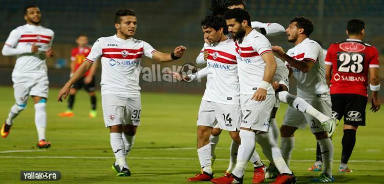 الزمالك يخطط لاصطياد النصر واستنئاف مطاردة الأهلي في الدوري