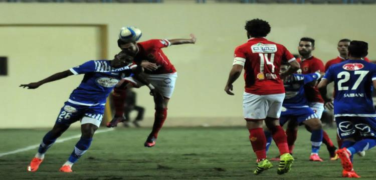 الأهلي يتطلع لمواصلة مشواره نحو لقب الدوري أمام اسوان - ياللاكورة