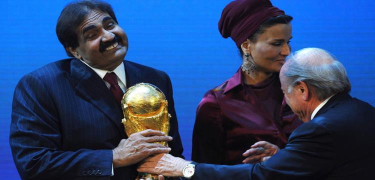 اتحاد عربي حقوقي يندد بتواطؤ الفيفا مع انتهاكات قطر - ياللاكورة