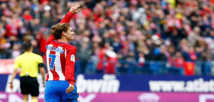 جريزمان: جريزمان ينفي نيته الرحيل عن أتلتيكو مدريد خلال يناير