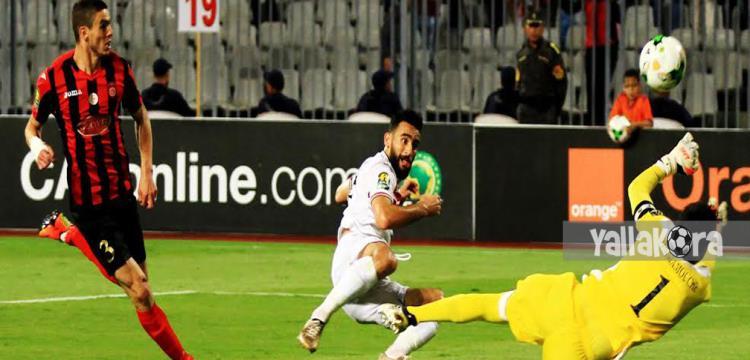 مواعيد مباريات الزمالك في البطولة العربية بمصر - ياللاكورة