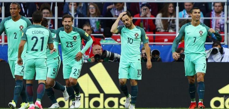 البرتغال تحصد برونزية كأس القارات على حساب المكسيك
