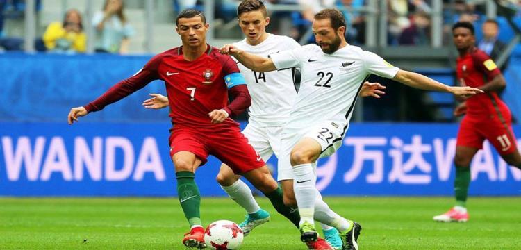 البرتغال تكتسح نيوزيلندا وتحسم صدارة المجموعة الأولى - ياللاكورة